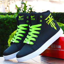 Size 40-47 Adults Casual Shoes Lace-Up Canvas Men Flats Shoes 2016 Spring Summer Breathable Fashion Man Skate Shoes Low Shoe цена