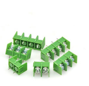 Connector Pcb-Screw-Terminal-Block 9/10pin KF7.62 Pitch