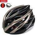 Велосипедный шлем mtb  матовый черный Ультра светильник велосипедный шлем для мужчин  женщин и мужчин  задний светильник  Горный Дорожный шле...