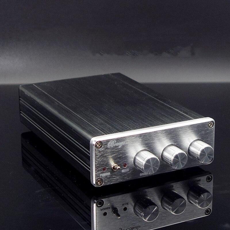 HIFI TPA5613 2,1 канальный цифровой аудио усилитель 75 Вт * 2 + 150 Вт, выход сабвуфера