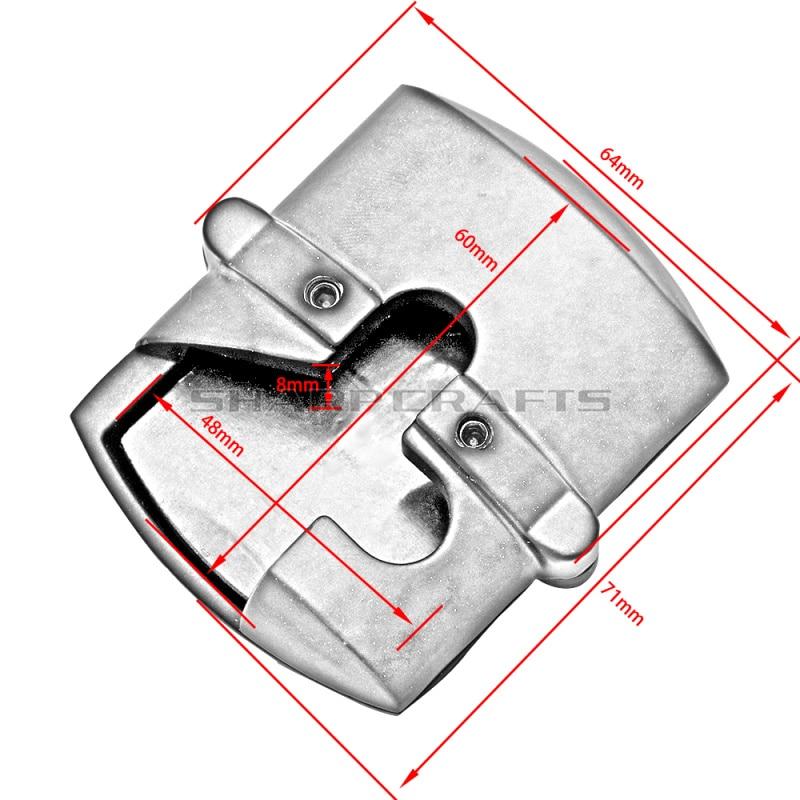 Chrome Gear Shift Pedal Cover For Suzuki Intruder 1500 C50 C90 Boulevard C109