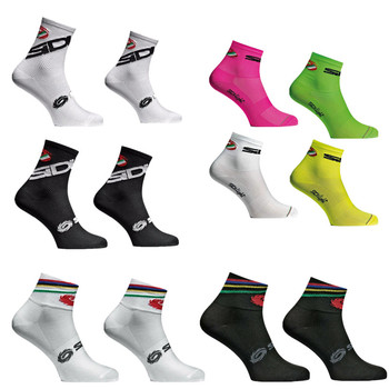 High-quality Professional Cycling Socks Summer Breathable Deodorant Bicycle Socks, Outdoor Hiking Climbing Running Socks vihir men professional compression breathable quick dry low cut outdoor sport socks running socks cycling hiking climbing socks