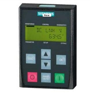 Inverter operation panel 6SL3255-0AA00-4CA1