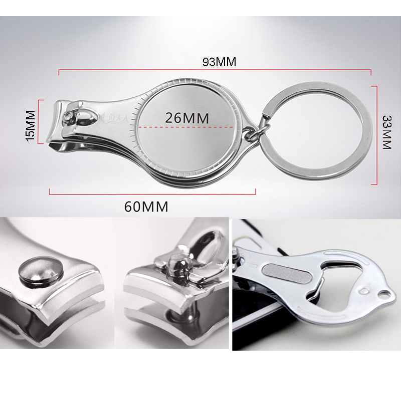 Image 5 - #ZJD50Pcs Personalized Wedding Souvenirs For Guests Customized  Wedding Favors Multifunctional Wine Opener/Keychain/Nail  Clipperssouvenir for guestssouvenirs for weddingsouvenir wedding -