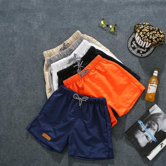 Summer New Style Men's Casual Pants Youth Popularity Men Shorts Athletic Pants Men's Trousers Beach Shorts