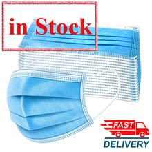in Stock 100pcs kpop fashion fabric Reusable маска cloth poly cotton mouth face mask black washable masque protection