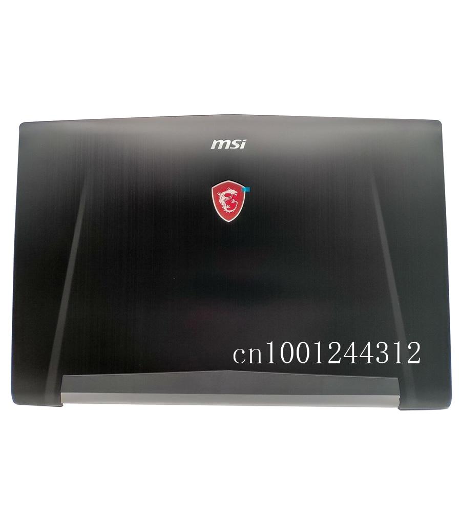Nouveau Original pour MSI GT72 GT72S MS-1781 MS-1782 LCD couvercle arrière couvercle arrière 3077A1A211Y311