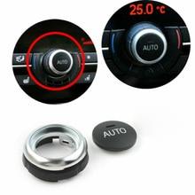 A/C AUTO Auto Rotation Knopf Taste Dreh Antrieb Fit Für BMW 5 6 7 X5 X6 F10 F01 f15 Hohe Zuverlässigkeit Styling Zubehör