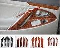 4 шт./лот ABS деревянные зерна межкомнатные двери встряхнуть handshandle украшения крышка для 2006-2011 Toyota camry MK6