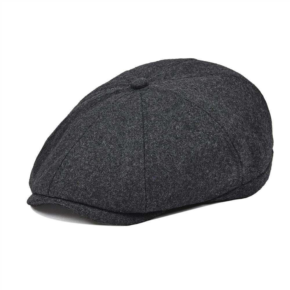 Ivy Flat Cap Herringbone Hat Gatsby Newsboy Baker Boy Cabbie Elasticated Mens