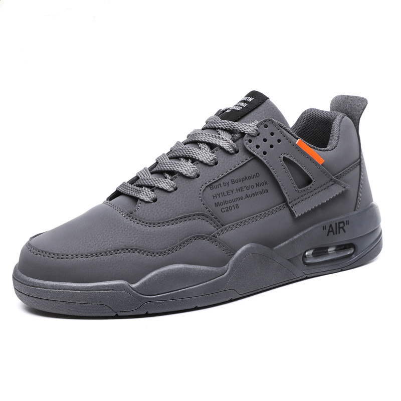 Hot Sale Running Men Shoes Light Breathable Comfortable Casual Non-slip Wear-resisting Height Increasing 3CM Man Sneakers