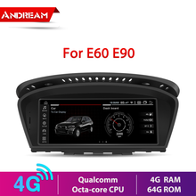 "8.8 ""Android 9.0 4G + 64G Qualcomm Octa-Core Voor Bmw Series3 5 E60 E61 E62 e63 E64 E90 E91 E92 E93 M3 Gps Navigatie Head Unit(China)"
