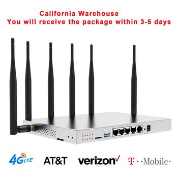 ZBT WG3526 3G/4G Router With SIM Card Slot Gigabit Dual Band 4G LTE Wireless WiFi MTK7621 Powerful Chipset Wi-Fi