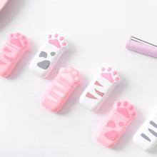 24 pcs/lot Kawaii Mini Cat Paw Correction Tape Creative Promotional Stationery gift School Office Supplies