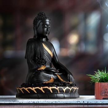 Resin Statuette bouddha large Buddha decor home decor Buddha statue home decoration accessories for living room Buddha figurine