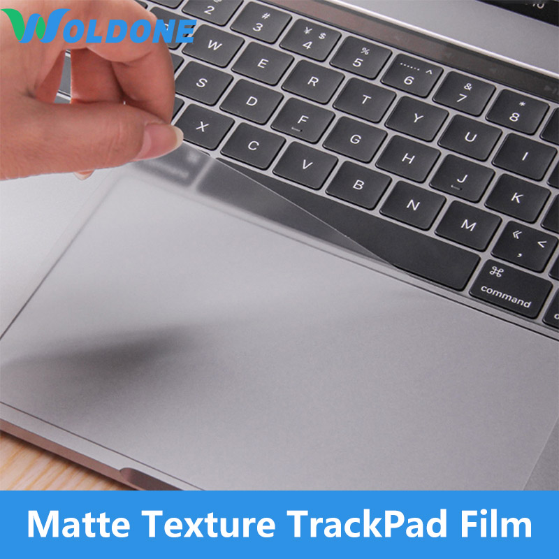 <font><b>Trackpad</b></font> Protector Sticker for MacBook Pro 16 Pro Air 13 15 13.3 2020 A2251 A2179 <font><b>A1932</b></font> Clear Anti-Scratch Touchpad Cover Skin image
