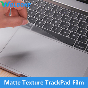 Trackpad Protector Sticker for MacBook Pro 16 Pro Air 13 15 13.3 2020 A2251 A2179 A1932 Clear Anti-Scratch Touchpad Cover Skin
