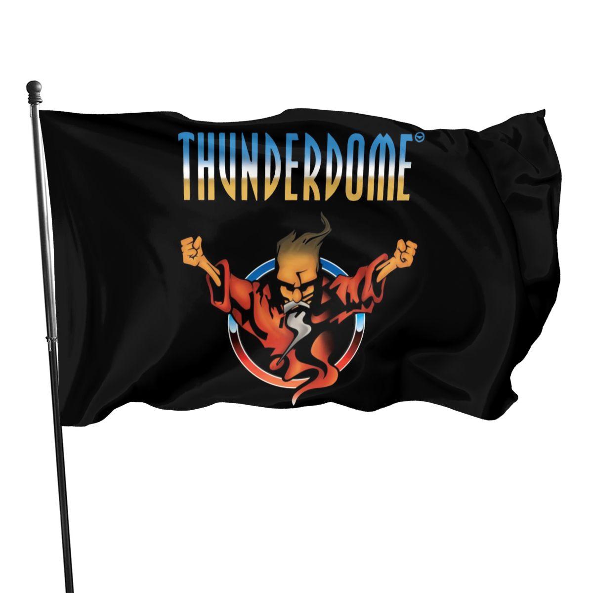Thunderdome хардкор технология и Габер мужские черные размеры Stoxxl дизайн любой логотип 2021 рэп однотонный флаг