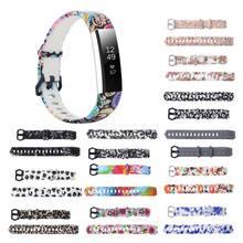 Substituição pulseira pulseira pulseiras de relógio para fitbit alta/alta hr acessórios transporte da gota
