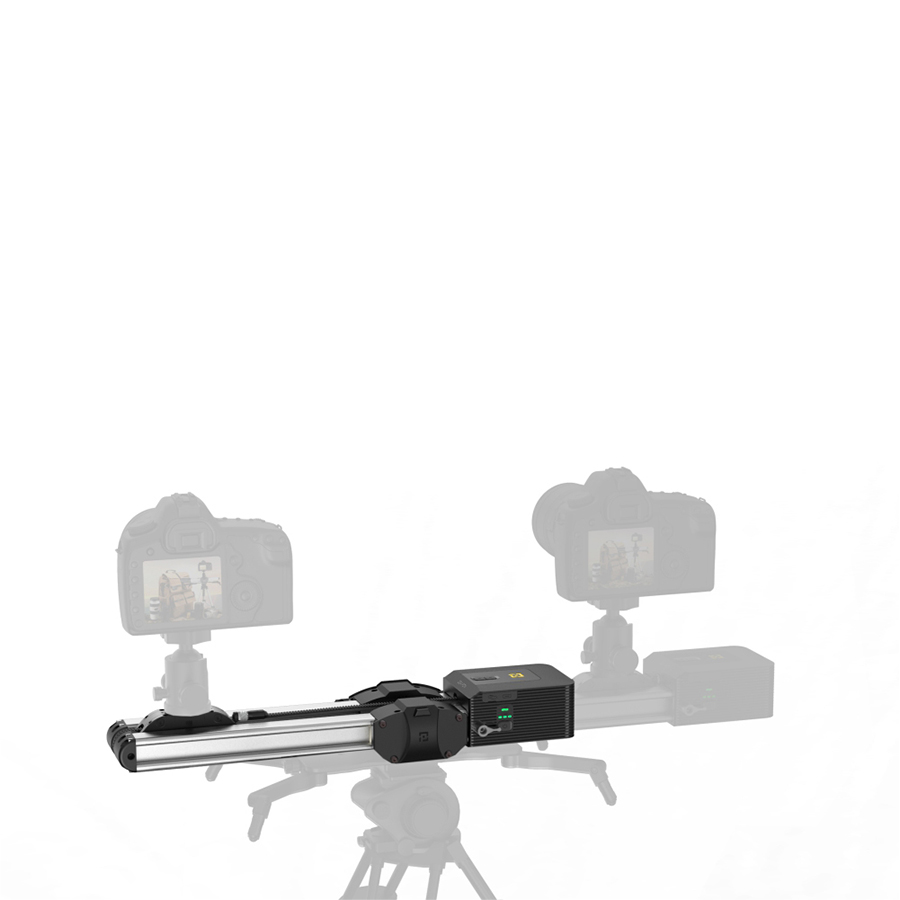 Image 5 - In Stock Zeapon Motorized Micro 2 Rail Slider Portable Aluminum Alloy for DSLR Mirrorless Camera w/ Easylock 2 Low Profile MountRail Systems   -