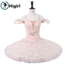 adult Sugar Plum Fairy Ballet CostumesBT9216women professional tutu peach Nutcracker ballet tutus Doll Dress Custom