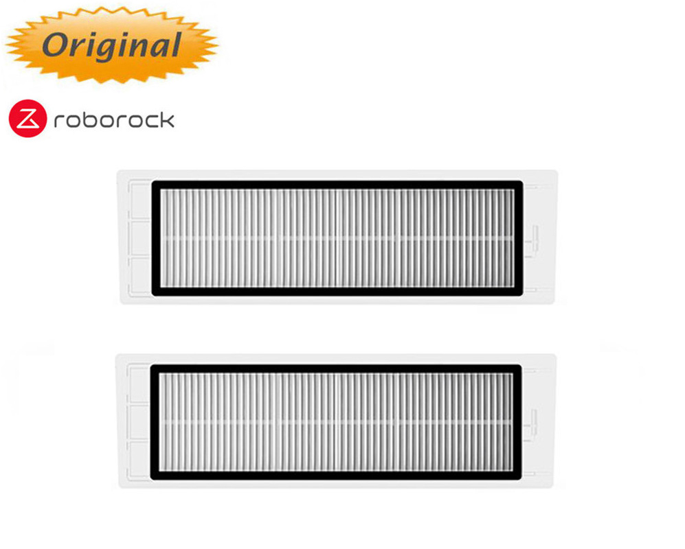 Original Roborock Robot Vacuum Parts Pack Of Washable HEPA Filter For Mijia 1/1s / Roborock Vacuum Cleaner