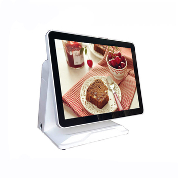 """Best selling  cash register 15""""capacitive touch screen Pos System  pos all in one for supermarket"""