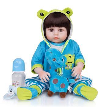 Кукла-младенец KEIUMI KUM18FS09-W02 6