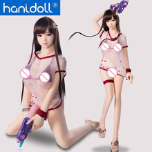 Hanidoll Real Doll 140cm Silicone Sex Dolls Love Doll Realistic Ass Vagina Anal Oral Breast TPE Adult Doll Anime Sex Doll silicone oral sex love doll sexy doll realistic ass vagina big tits lifelike real 140cm 148cm 158cm 165cm doll jydoll