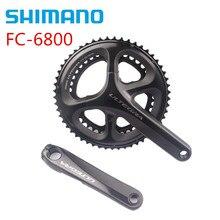 цена на Shimano Ultegra 6800 FC-6800 50-34T 11 Speed 170mm Crankset Road Bike