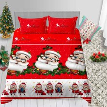 High Quality Christmas Bedding Set