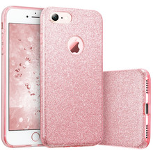 Get more info on the LSDI iPhone 5 5s SE Phone Case Makeup Glitter Sparkle Bling Cover for Girls Women for iPhone 6 6s 7 8 Plus X Xr Xs 11 Pro Max
