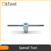Okfeet BBS01 BBS02 BBSHD Specail Tool Electric Bicycle Assembling Components Bike Installation Parts For Bafang Mid Motor Kit