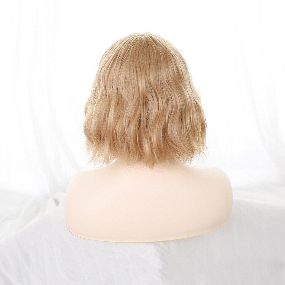 cabelo para meninas presente pelucas naturales