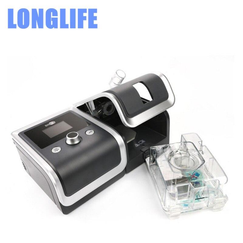 Longlife GII APAP CE FDA Auto CPAP VENTILATOR Respirator Anti Snoring Sleep Apnea OSAHS OSAS APAP AutoCPAP With Free Masks & Bag