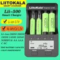 Liitokala Lii-500 Lii-500S 18650 carregador de bateria 21700 26650 AA AAA para 18350 18500 16340 17500 25500 10440 lifepo4 pcb boards