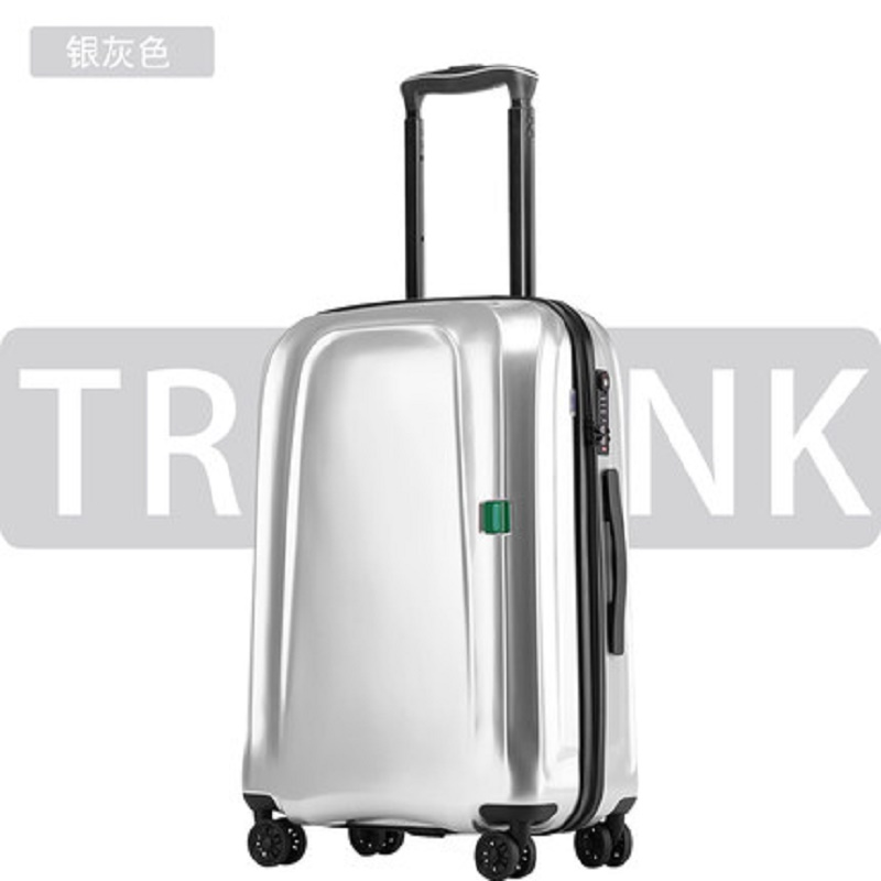 Travel Tale High Quality Fashion 20/24/28 Inch Rolling Luggage Spinner Brand PC Material Boarding Travel Suitcase