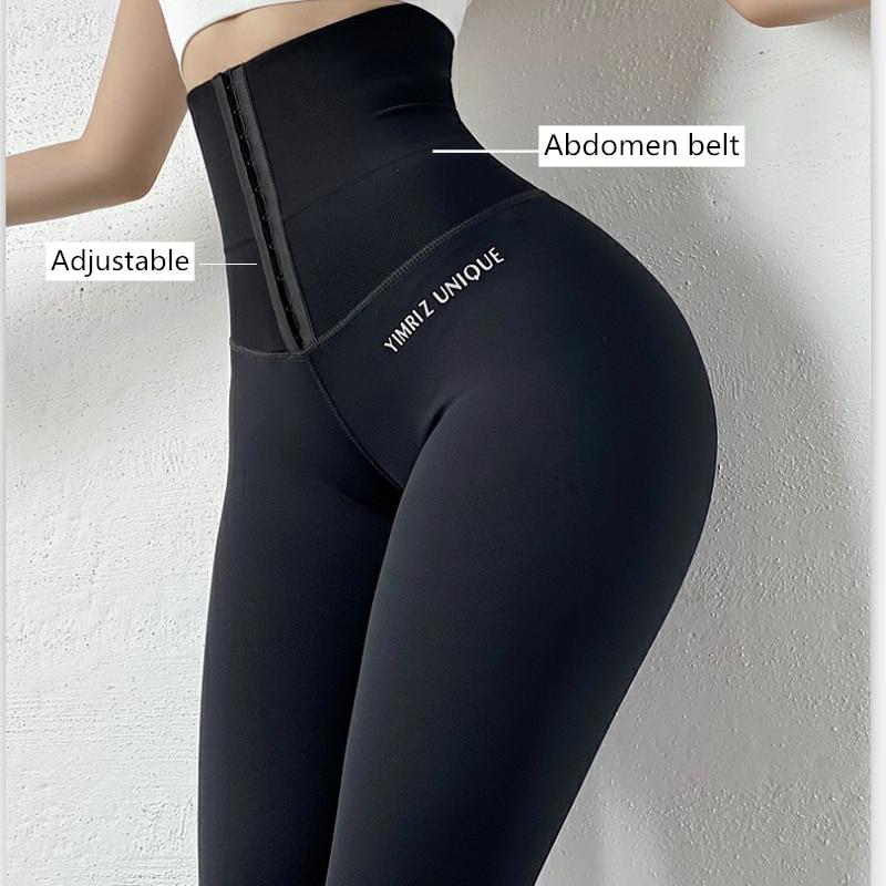 High Waist Women Legging Push Up Fitness Leggings Plus Size Body shaper Corset Slim High Elastic Leggings Sportswear Femme 3XL|Leggings| - AliExpress