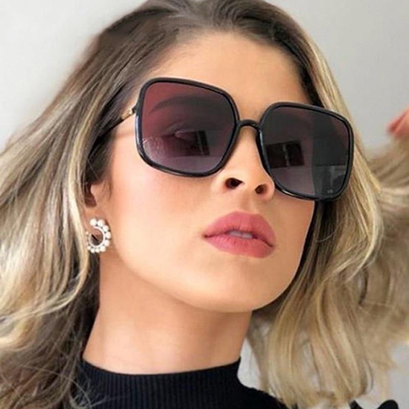 2020 Retro Square Sunglasses Women Luxury Brand Sun Glasses For Women Vintage Men Sunglasses