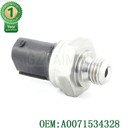 Sensor de pressão de combustível de escape sensata a0071534328 51cp23-01 a0071534328 para mercedes-benz para mercedes smart om639 om640 om642