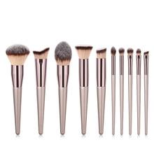 4/9/10 Pcs Makeup Brushes…