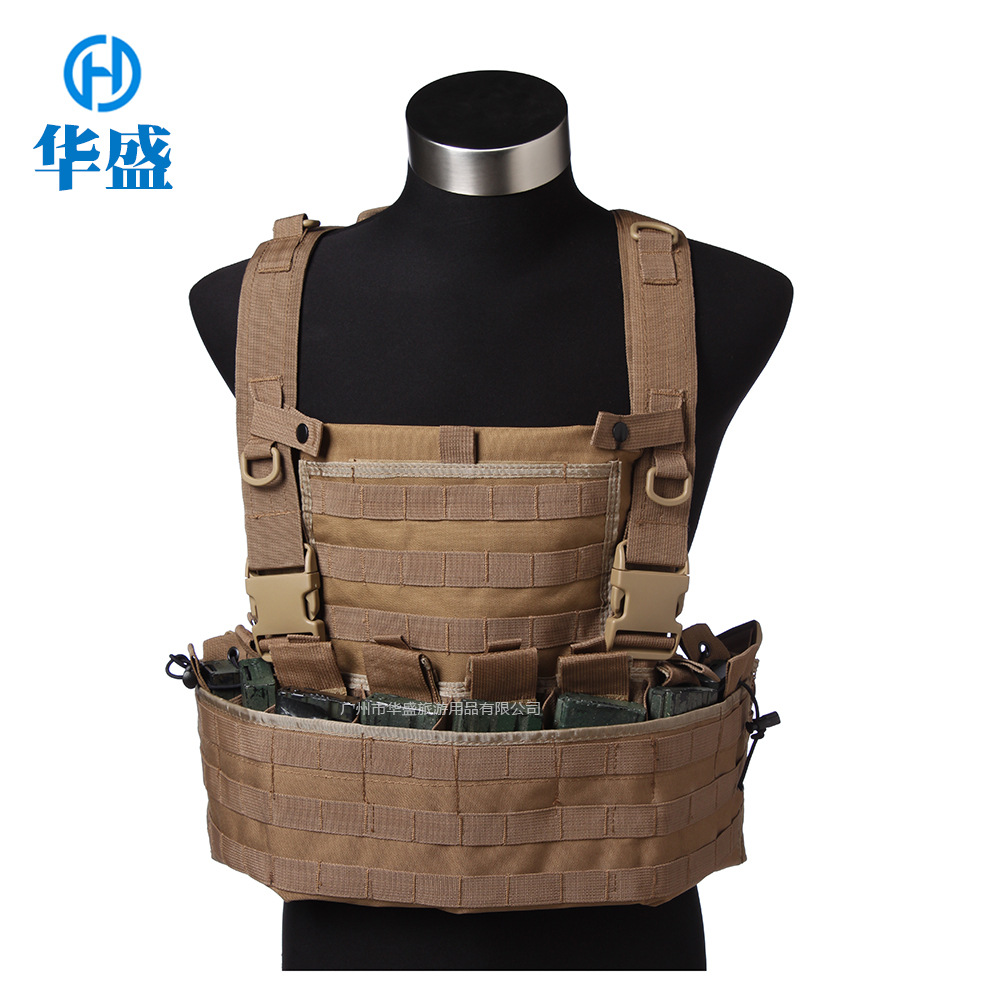 Counter Strike Cosplay Army Fans Outdoor Light Combat Outdoor Training Vest Jungle Field Operations Camouflage Tactical Vest Man