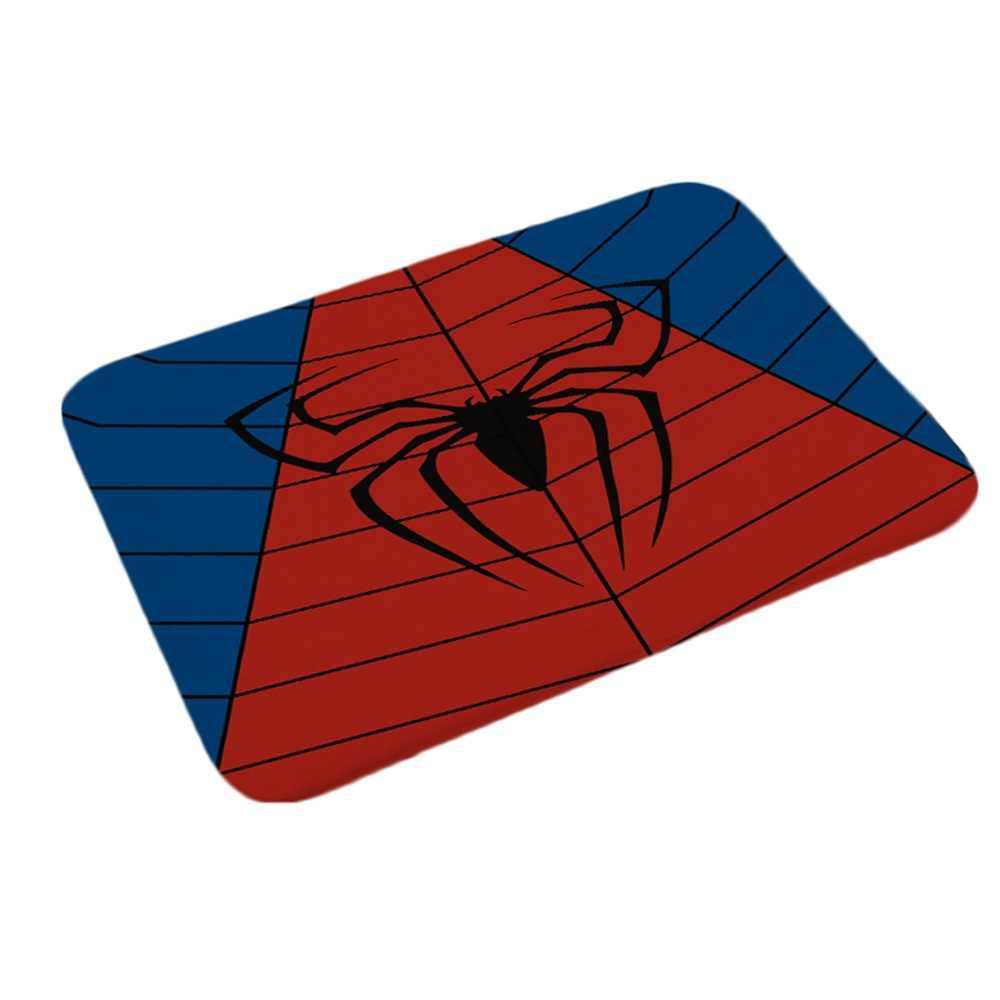 מארוול נוקמי קטיפה כותנה שטיח איש ברזל קפטן אמריקה באטמן רך שטיחים שטיחים מחשב כיסא רצפת מחצלות ילדים צעצועים