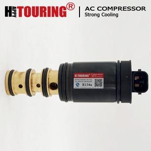 Image 3 - AC Compressor 5SER09C Control Valve for Toyota Yaris Vitz 883100D330 88310 52551 88310 2B720 88310 2B721 447260 2334 447260 2331
