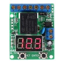 KKMOON CT 1,1 контроллер счетчика модуль DC12V счетчик комплект печатная плата модуля 0~ 999 диапазон подсчета