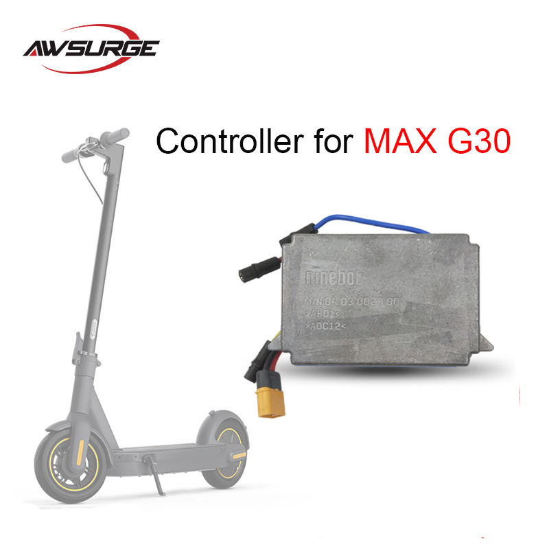 The controller is suitable for Ninebot MAX G30 electric scooter replacement parts
