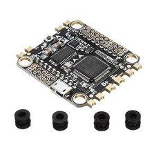 Controlador de vuelo STM32F405 BetaFlight Omnibus F4 AIO OSD 5V BEC Sensor de corriente para Dron de carreras con visión en primera persona 30,5x30,5mm