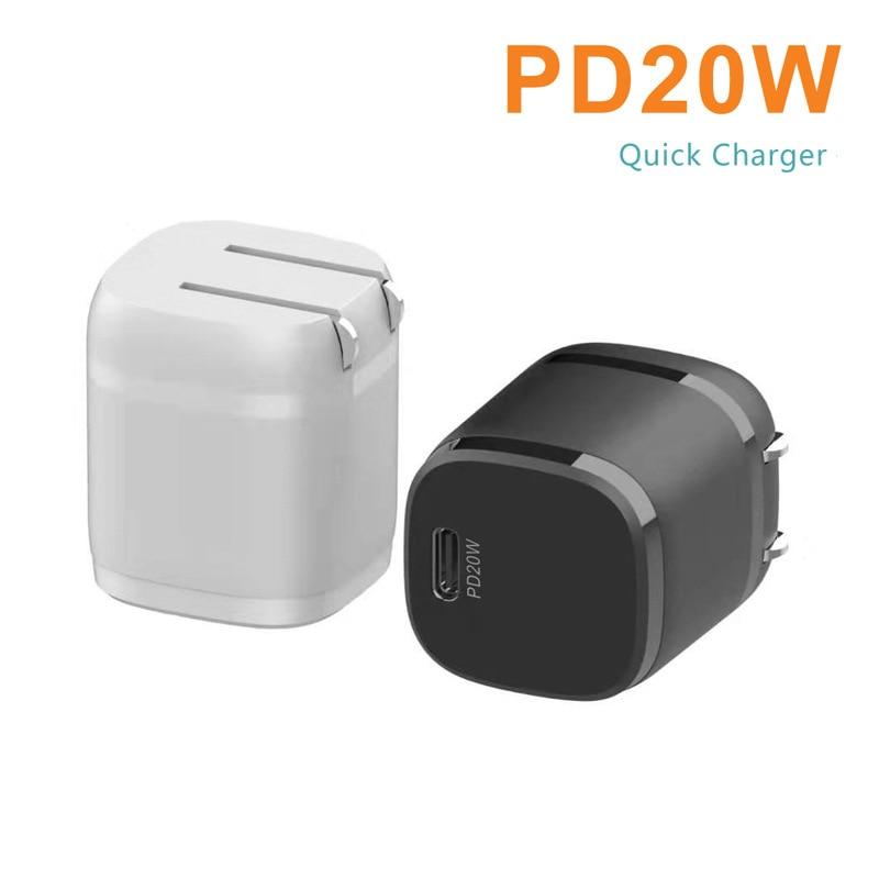 Ladegerät hersteller 20 w neue PD quick charge PD kopf 5 v3a 9 v2. Die 22 eine mini aufladen die batterie