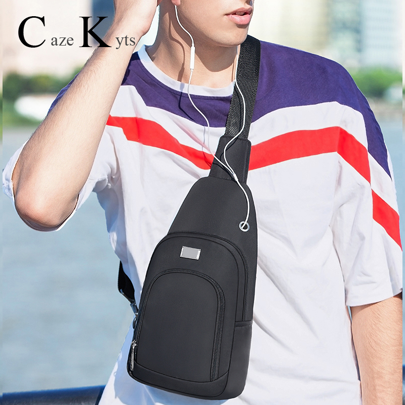Men Handsome Fashion Business Casual Shoulder Bag Messenger Bag Travel Computer Bag Portable Handbag Designer Leather Chest Bag