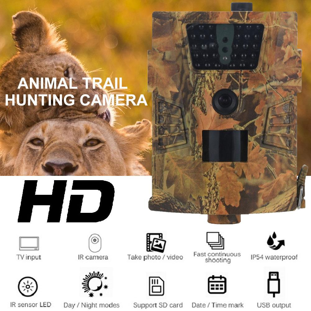 <font><b>HC</b></font>-<font><b>700G</b></font> 16MP 1080P 2G/3G MMS outdoor tracking hunting infrared night vision camera 1080P photo trap 0.3s trigger wildlife camer image